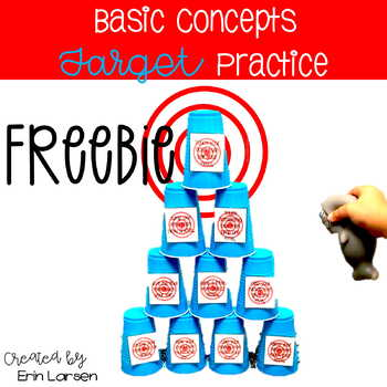 Targeting Basic Concepts FREEBIE