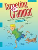 Targeting Grammar Grades 1-2