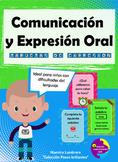 Tarjetas: Comunicación y Expresión oral