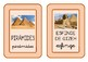 Tarjetas Vocabulario EGIPTO / Vocabulary Cards EGYPT (SPANISH)