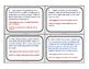 Tarjetas de Causa y Efecto – 20 párrafos de práctica.
