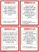 Tarjetas de Inferencia (Spanish Inference Task Cards)