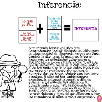 Tarjetas de Inferencia en Español