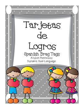 Tarjetas de Logros/Spanish Brag Tags