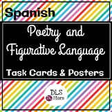 Spanish Poetry and Figurative Language Task Cards