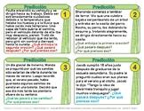 Tarjetas de Predicción -  ¡SET de 40 tarjetas! (Spanish)