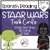 Spanish Reading Texas State Assessment Task Cards / Tarjetas de Lectura