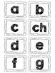 Tarjetas de Letras Mayusculas y Minusculas