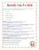 Tarjetas de Tiempos Verbales -Modo Indicativo (Verb Tenses