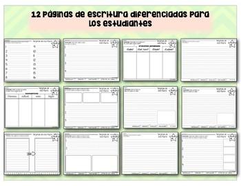 Tarjetas de escritura creativa 2