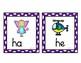 Tarjetas de las silabas