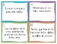 Tarjetas de lenguaje figurativo