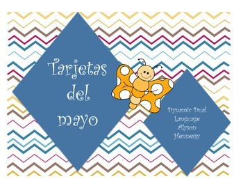 Tarjetas de mayo    Spanish Vocabulary Cards