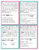 Tarjetas de práctica de vocabulario STAAR-Literario (Vocabulary Practice Cards)