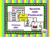 Tarjetas de vocabulario ABC