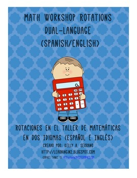 Dual Language Math Workshop Rotations ( Spanish and English )