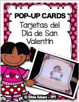Tarjetas para festejar el Día de San Valentín