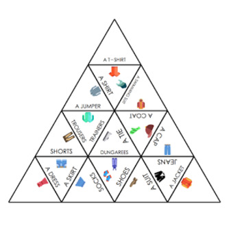 Tarsia (5 languages) + Interactive PPT