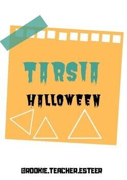Tarsia Halloween