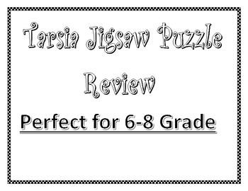 Tarsia Jigsaw Puzzle