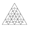 Tarsia Puzzle - Adding Fractions Unlike Denominators