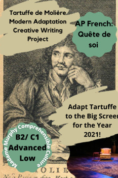 AP French Tartuffe Video Project
