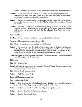 Tartuffe in Texas - Modern Adaptation of Moliere