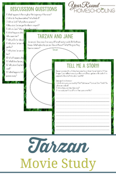Tarzan of Wuthering Heights - A One Act Tragi-Comedy