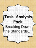Task Analysis Pack