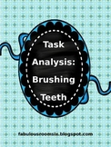 Task Analysis: Discrete Steps for Brushing Teeth