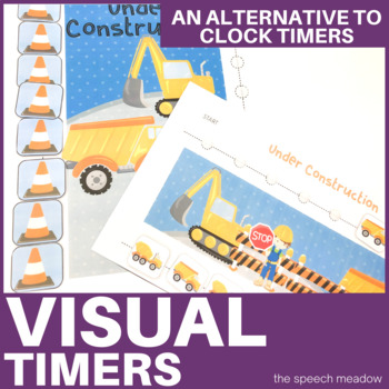 Visual Timers: An Alternative to Traditional Clock Timers