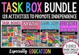 The Original Task Box Bundle (for special & general education)