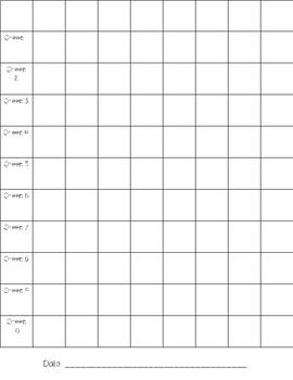 Task Box Data Sheets