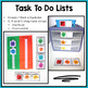 Task Box Labels for Independent Work Stations in Special Education and Autism