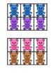 Task Card Matching - Animals Pack