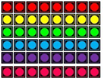 Task Box Visual System