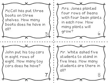 Task Card BUNDLE!! {Operations & Algebraic Thinking}