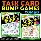 Task Card Games: Bump Combo