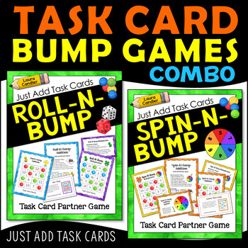 Task Card Bump Games Combo