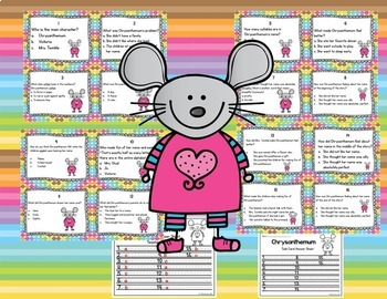 Literature Comprehension Task Card Bundle 1!