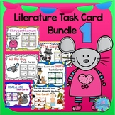 Literature Comprehension Task Card Bundle 1!