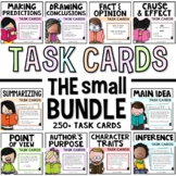 Reading Strategies Task Card Bundle - Over 250 cards for Comprehension and More!