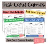 Task Card Games: The Bundle