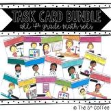 Task Card Math Bundle - Complete Bundle for 4th Grade