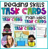 Reading Skills-Task Card Mini Bundle