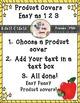 Task Card & Product Frames - Smiley Apple Teacher Pack The