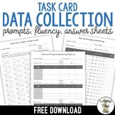 Task Card Progress Monitoring Sheets