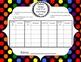 Task Card Recording Sheets