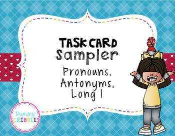 Task Card Sampler