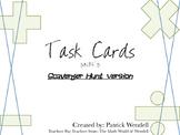 Task Card Scavenger Hunt 5.NBT.5